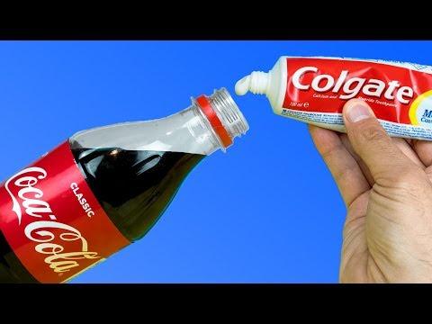 10 Korisnih Ideja S Coca-Colom