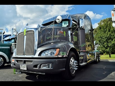 Empire chrome shop chrome time episode 7 kenworth dash autos post for Kenworth t660 studio sleeper interior