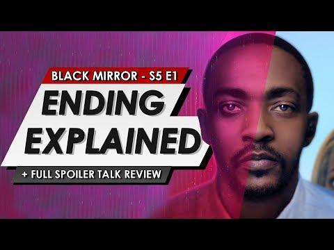 Black Mirror: Season 5: Striking Vipers: Ending Explained Breakdown & Spoiler Review