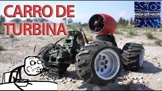 CARRO DE TURBINA CASERO |NQUEH