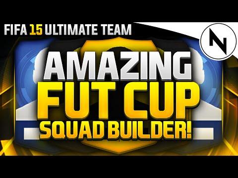 EPIC 50 MILLION COIN FUT UNITED SQUAD BUILDER!!!! - FIFA 15 Ultimate Team