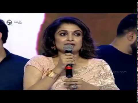 Ramya-Krishna-Excellent-Speech-At-Shailaja-Reddy-Alludu-Film-Pre-Release