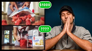 I Paid a Stranger $1000 to finish my Smoothie Commercial