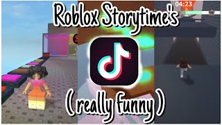 Roblox Story-time's * funny and no cursing*