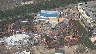 Flying a Plane Over Walt Disney World | Aerial Construction Updates & World's Largest Hidden Mickey!