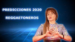 #PREDICCIONES DE #REGGAETONEROS #AÑO2020