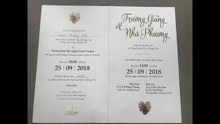 Đám cưới Trường Giang và Nhã Phương được mong chờ nhất showbiz 2018