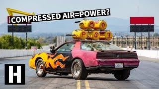 The Firebird Survives a blast of 80psi!