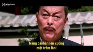 Tiểu Sư Phụ   Hài thành long mới nhất 1980 HD   VietSub