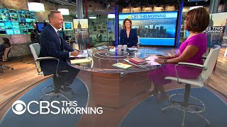 """CBS News announces anchor changes at """"CBS This Morning,"""" """"CBS Evening News"""""""