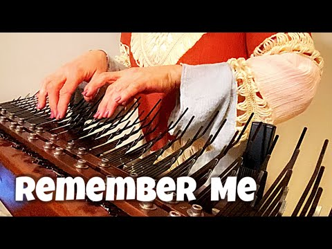 Remember Me (from the movie Coco) Array Mbira Cover
