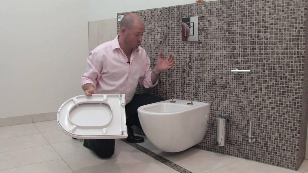 Duravit Toilet Seat Cover Loose