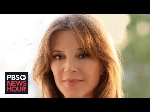 Why Marianne Williamson thinks she can defeat Trump