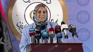 مؤتمر صحفي لوزير التعليم والوكيل طرابلس 4 10 2018 2     -