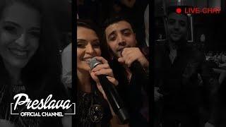 Preslava & Aristos Constantinou - Live chat on Instagram , 27.01.2019