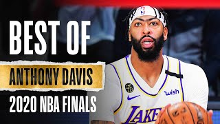 AD's Best Plays From The 2020 #NBAFinals!