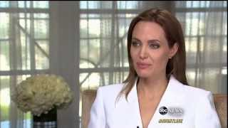 Angelina Jolie 2014 Interview