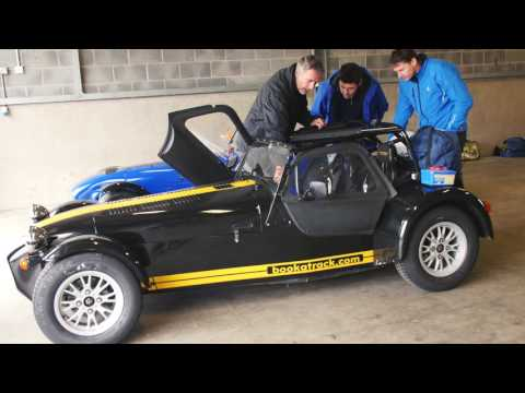 BookaTrack Caterham Track Days