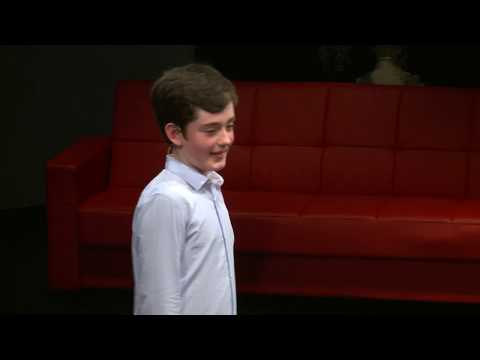 Future Proofing our Kids | Conor Eager | TEDxNewPlymouth