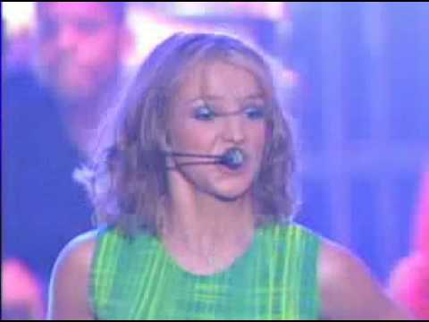 Britney Spears Crazy (Live Vocals) & Baby One More time