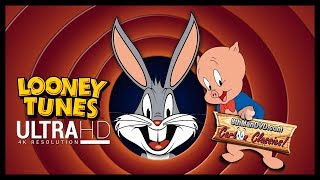 Looney Tunes Classic Cartoons Compilation: Bugs Bunny, Porky Pig and More Classics! [ULTRA HD 4k]