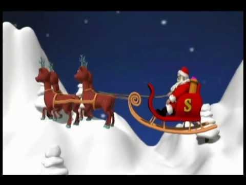 La Navidad - Colita Rosita, Canciones Infantiles, Animacion Musical Para Niños, by Dzovig