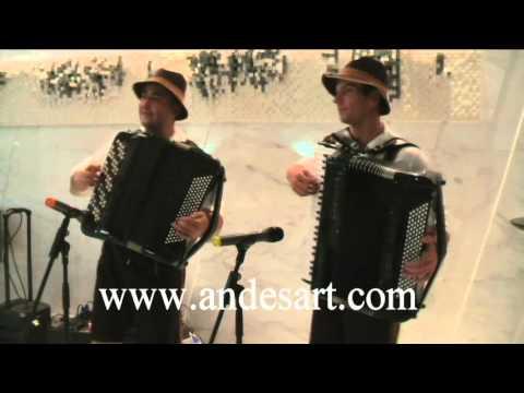 German Swiss Accordion Duo