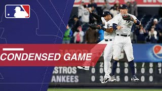 Condensed Game: HOU@NYY 10/16/17