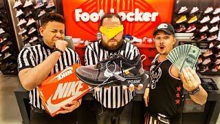 Footlocker Employees Guess The Sneaker & I'll Buy It - Challenge