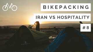 #8 BIKEPACKING - Iran has the MOST amazing people on earth