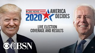2020 election results and continuing coverage