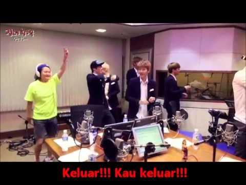 Chan yeol can speak Malay