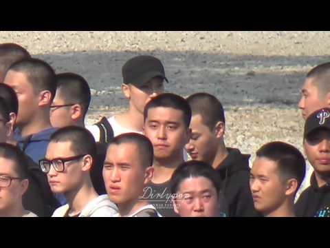 【DirtyPop1938】151015 Donghae Enlistment