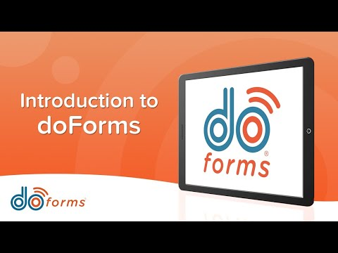 Introduction to doForms