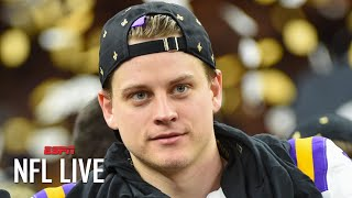 Joe Burrow will have to overcome the NFL's mental hurdle quickly – Marcus Spears   NFL Live