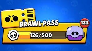 Opened all new brawl pass