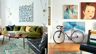Interior Design –  A Playful Living Room Makeover