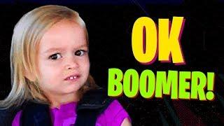 OK BOOMER! El hartazgo de la guerra entre Millennials y Baby Boomers