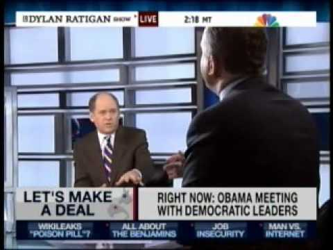 Jami Floyd on The Dylan Ratigan Show Dec 6 2010