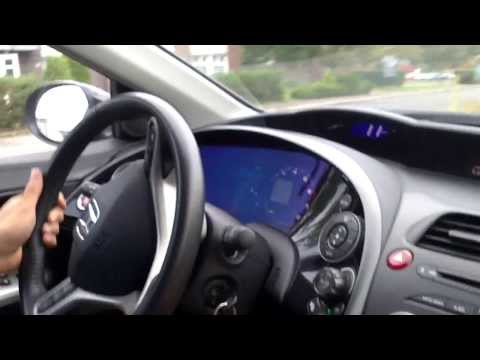 how to change battery on honda civic 2014