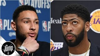 Why Ben Simmons' absence from the FIBA World Cup is bigger than Anthony Davis' | The Jump