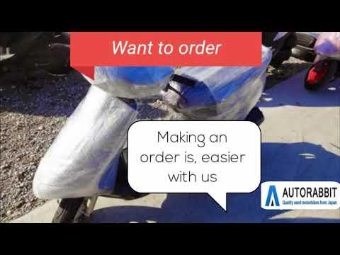 Buy Japanese Used Motorcycles at autorabbit.jp