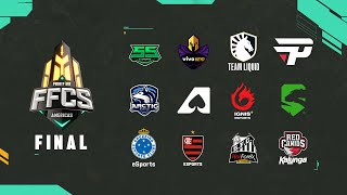 Free Fire Continental Series - Americas Series | Finals