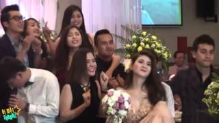 [8VBIZ] - Sao Việt quậy tưng trong đám cưới Kha Ly & Thanh Duy