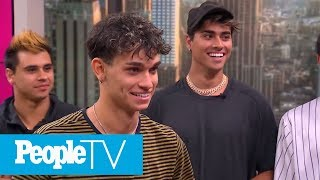 Darius Dobre Reveals The Best Prank His Brothers Have Pulled & It Involved A Porcupine | PeopleTV