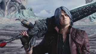 DEVIL MAY CRY 5 All Cutscenes Movie (Game Movie) - DMC5