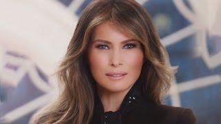 Dolce & Gabbana Defend Dressing Melania Trump For White House Portrait
