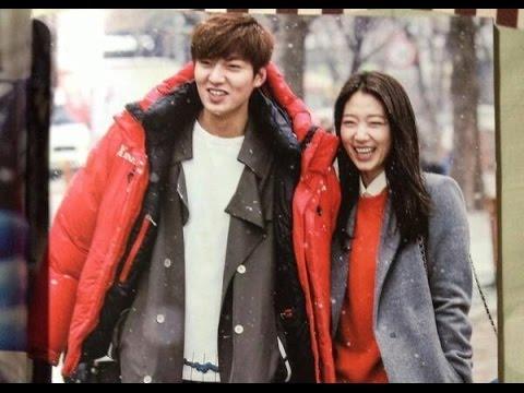 Park Shin Hye & Lee Min Ho | Funny  cute Moments ♥ part 2