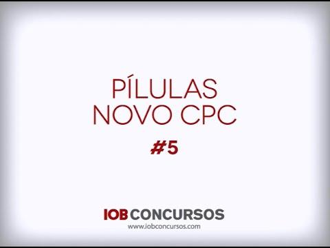 Pílulas Novo CPC - #5 - Profº Costa Machado