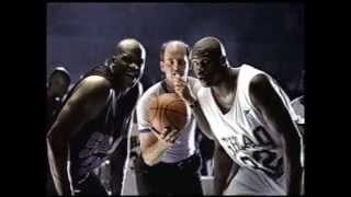 Shaquille O'Neal - Reebok Shaq Attaq 4 Commercial (1995)
